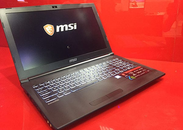 Notebook gaming MSI GL62M-7rex in offerta bomba su GearBest