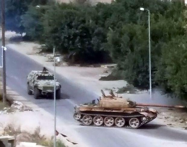 Libia: Combattimento tra forze armate di Ghaniwa e Burki nel distretto di Abu Salim si intensifica,