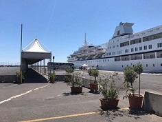 Il porto di Catania si apre alla città