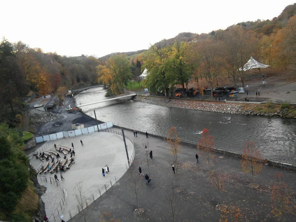21/11/2016 Lavori in corso a Lourdes