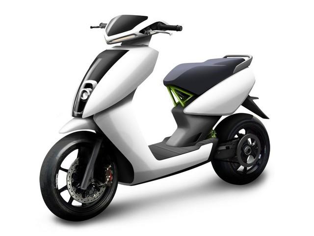 S340 è lo scooter elettrico di Ather Energy