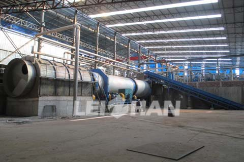 150T/D Corrugated Paper Making Line