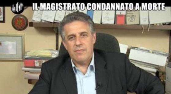 """Le Iene incontrano Di Matteo, il Magistrato """"condannato a morte"""""""