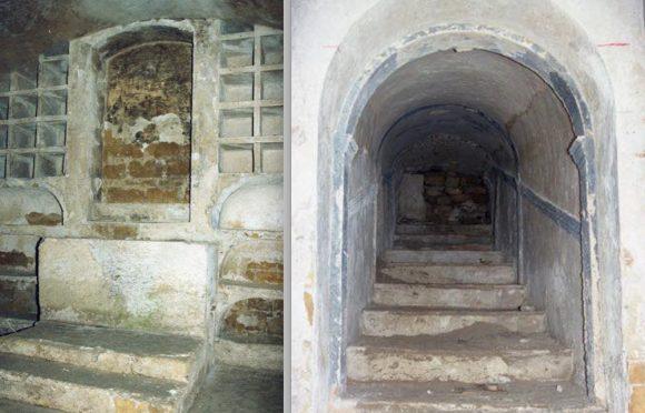 Castelvetrano segreta. La Cripta della Chiesa della Salute