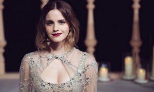 Emma Watson: abito stellare alla première di Shangai de La Bella e la Bestia