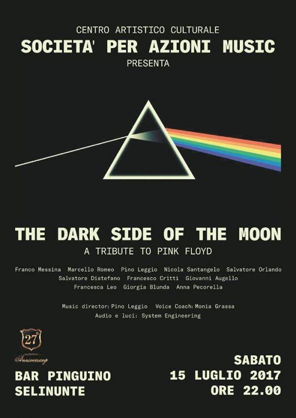 A Marinella di Selinunte, concerto tributo ai Pink Floyd