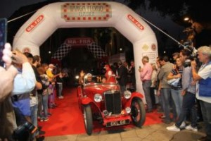 Palermo: Grandi novità per la 101° Targa Florio Rally
