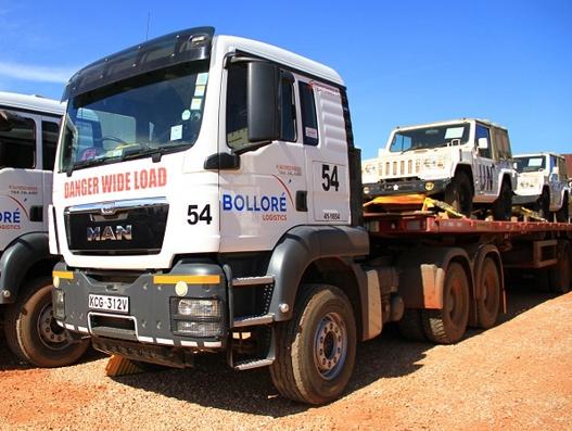 Bolloré Logistics Uganda to handle logistics for demobilisation of Japanese Self Defence Force from South Sudan