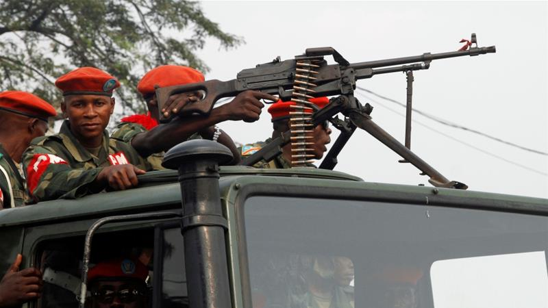 Repubblica Democratica del Congo: Forze di sicurezza uccidono almeno 14 ribelli separatisti Bundu di