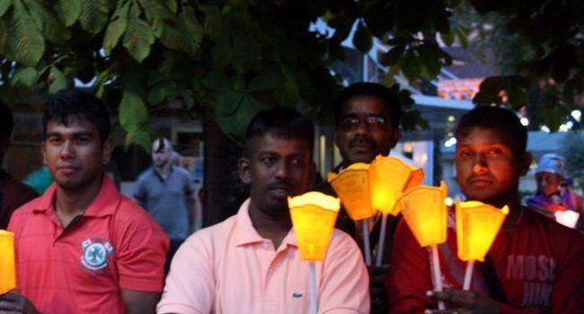 Les Tamouls du Sri Lanka ont aussi leur pèlerinage