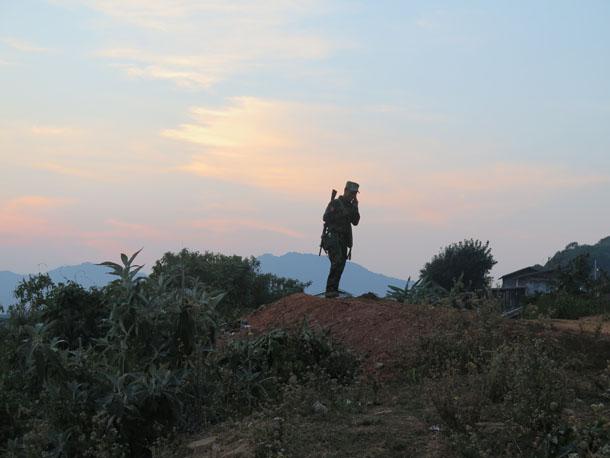 Birmania-Myanmar: Mentre si riaccende il conflitto, Esercito di Liberazione Nazionale Ta'ang (TNLA)