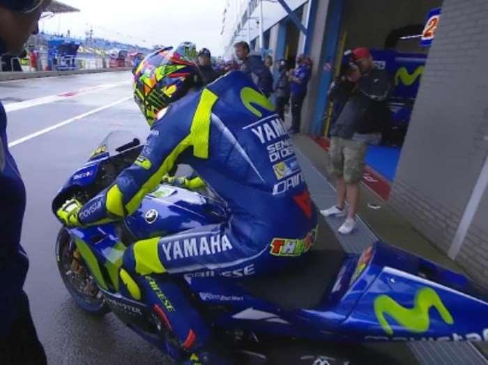 MotoGP, ad Assen prima pole per Zarco. A Valentino Rossi il quarto tempo