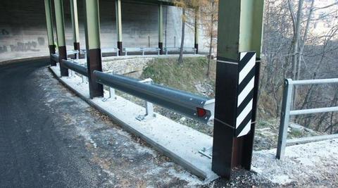 Massano srl: terminati i lavori di messa in sicurezza della strada per Castelmagno
