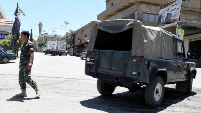 Libano: Campi rifugiati in Libano colpiti da 5 attentatori suicidi » Guerre nel Mondo