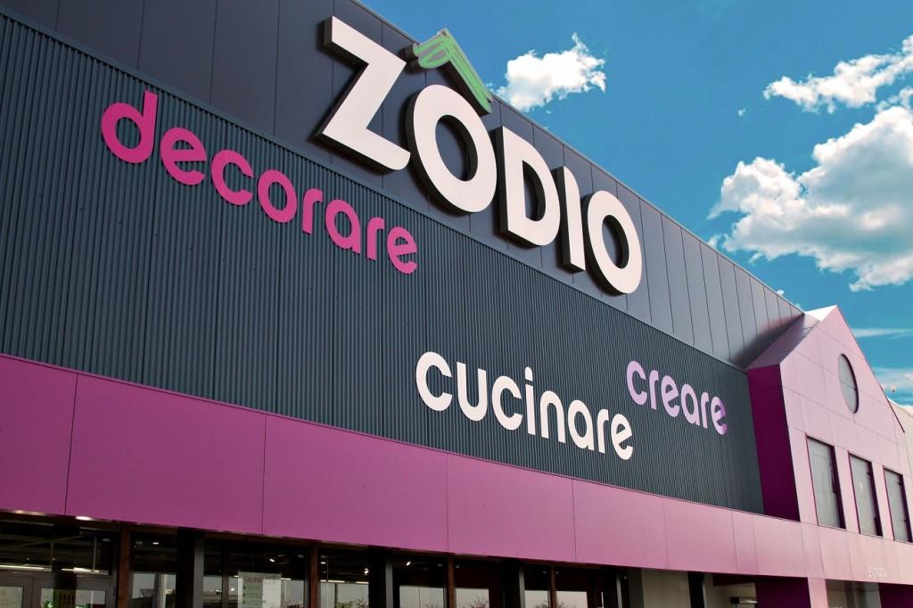 Zodio: primo anniversario per il punto vendita italiano