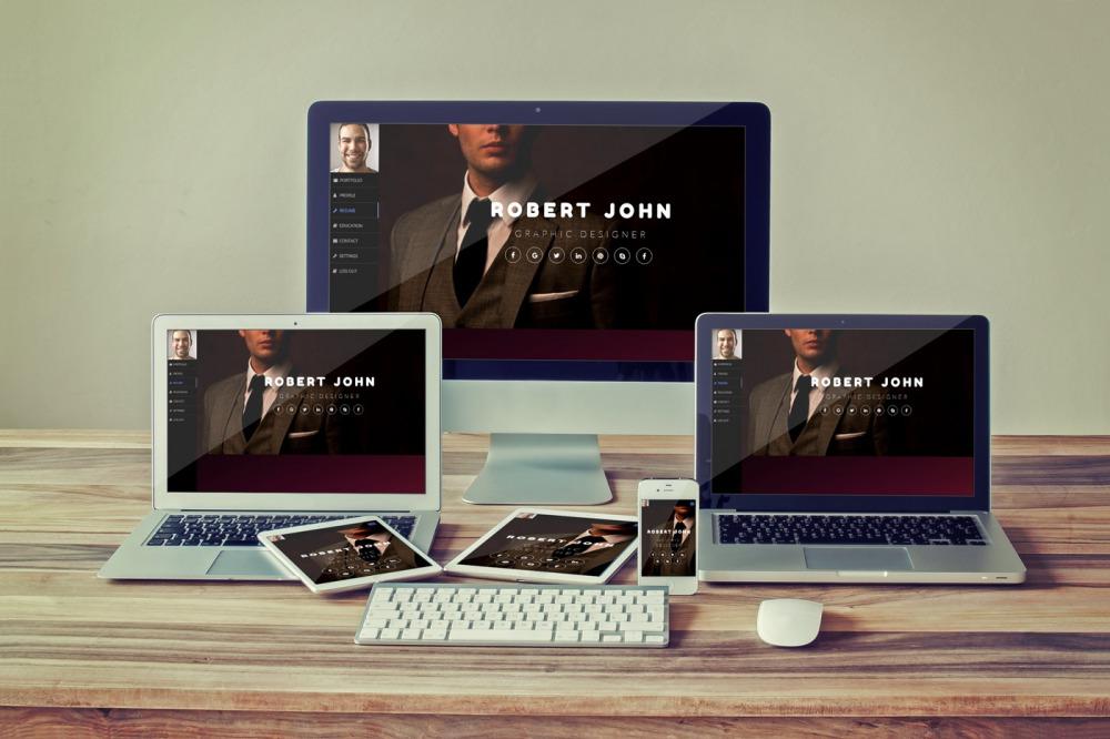 il sito web per professionisti è ora a portata di click