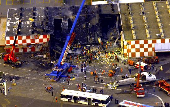 8 ottobre 2001: Il disastro aereo dell'aeroporto Milano Linate