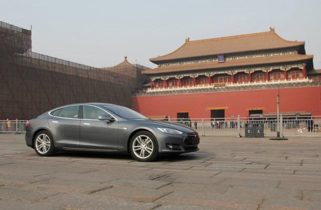 Tesla Motors e la sfida cinese
