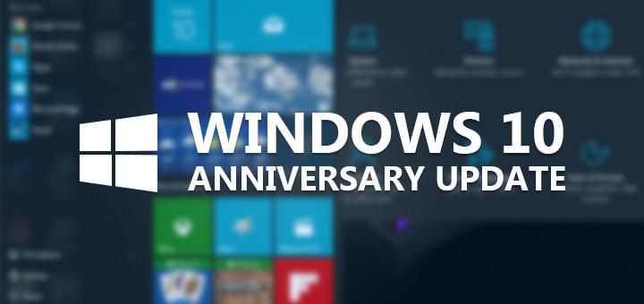 Windows 10 Anniversary Update. in arrivo TPM 2.0 | Surface Phone Italia