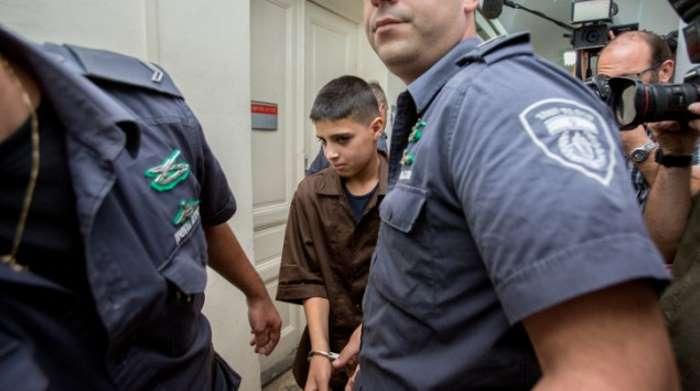 La giustizia secondo Israele che condanna un tredicenne a 12 anni di carcere