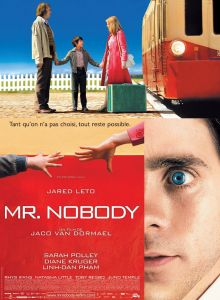 """Cinema, ad Amelia """"I Am mr Nobody, the man who doesn't exist"""""""