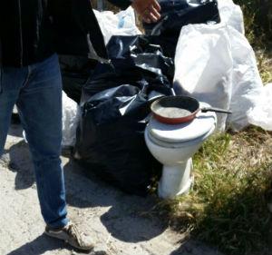 Leonforte Nissoria / Nissoria Leonforte: pulizie di primavera ai Picinosi