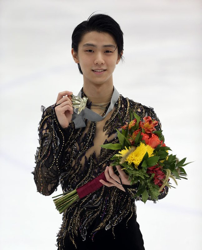 Pattinaggio di figura, vittoria per Yuzuru HANYU nel suo debutto stagionale all'Autumn Classic International