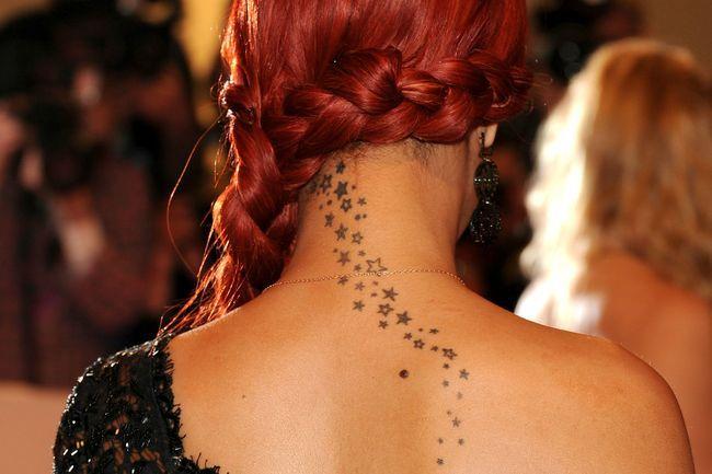 I tatuaggi delle star: tattoos celebri