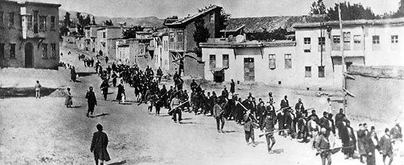 23 aprile 1915: Ha inizio nella notte il genocidio armeno in Turchia