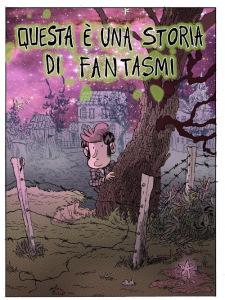 """Terni, presentazione del libro """"Questa è una storia di fantasmi"""""""