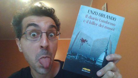 Il diario Lombroso e il killer dei musei, di Enzo Orlando