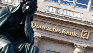 Gli USA vibrano un altro duro colpo alla Deutsche Bank