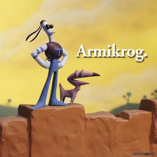 Armikrog, sguardo al passato e un occhio all'originale