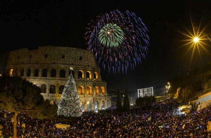 Eventi e divertimento a Roma per Capodanno