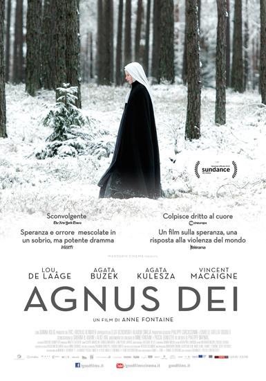 Al cinema il nuovo film di Anne Fontaine: AGNUS DEI