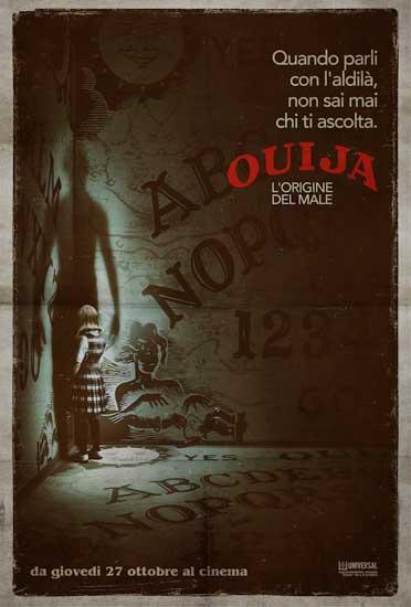 Halloween al cinema? Con Ouija L'origine del male la serata sarà da brivido...