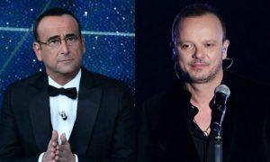 Sanremo 2017, Carlo Conti risponde alle accuse di Gigi D'Alessio sulla giuria di qualità