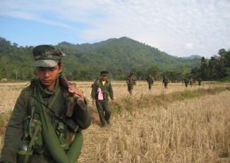 Birmania-Myanmar: Scontri tra Esercito per la Liberazione Nazionale Ta'ang (TNLA) ed esercito a Namh