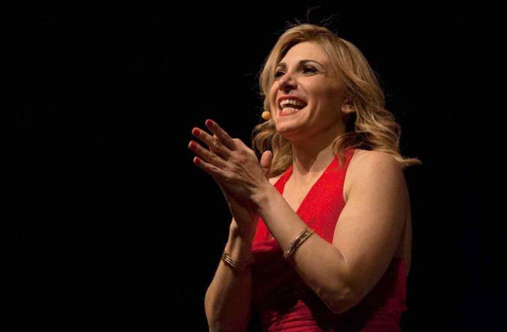 Al teatro Sala Umberto di Roma, lo spettacolo di Barbara Foria