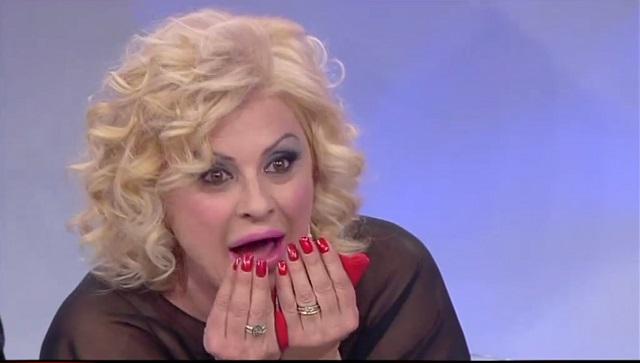 """Tina Cipollari contro Gemma Galgani: """"La storia con Marco? Tutta una messinscena"""""""