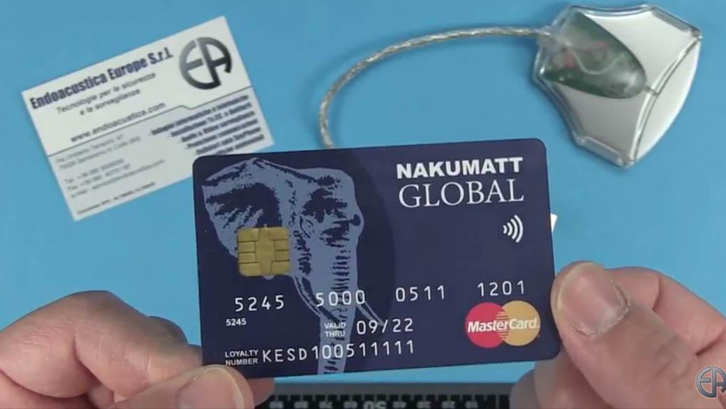 Carta di credito? Non esattamente.
