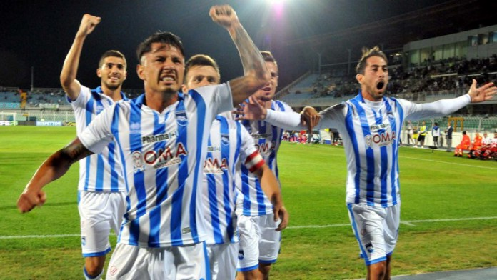 Play-Off Serie B, Pescara promosso in Serie A: 1-1 a Trapani