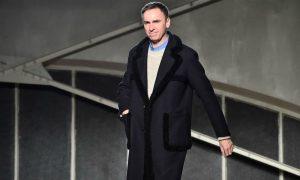 Raf Simons è il nuovo direttore creativo di Calvin Klein