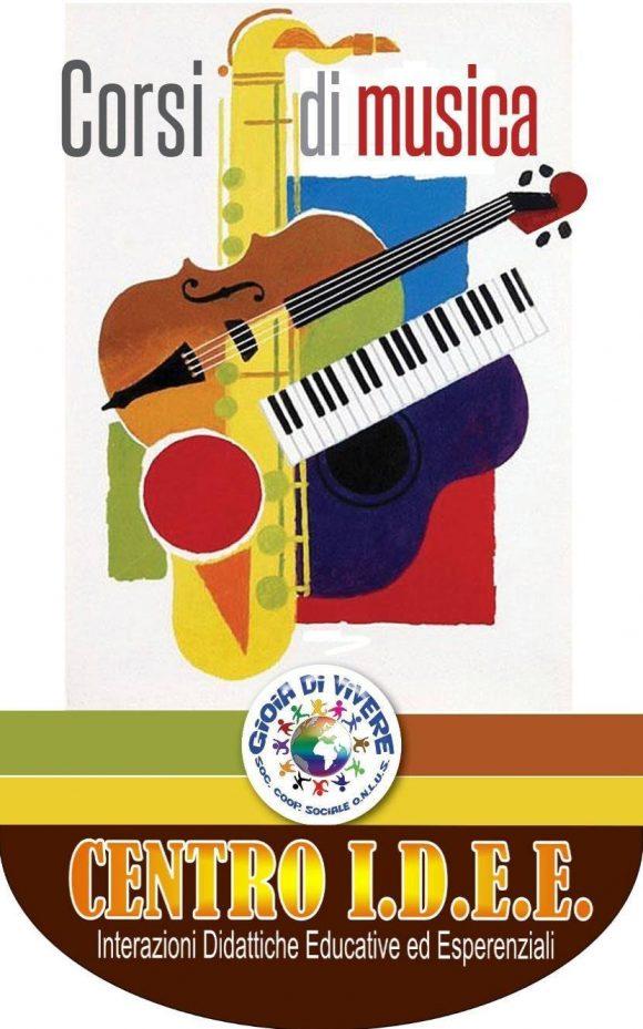 Boom di iscrizioni per i corsi di musica del Centro IDEE