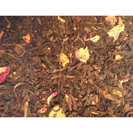 Tè aromatizzati ai frutti, fiori e spezie