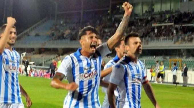 Play-Off Serie B, Pescara-Trapani 2-0: Oddo, non è fatta, Cosmi, ci crede