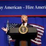 """Trump firma il """"Buy America, Hire American"""""""