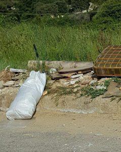 Pergusa. Discarica di rifiuti pericolosi nella Riserva naturale