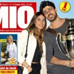 """Ballando con le stelle 2016, Michele Morrone presenta la moglie Rouba e dice: """"Senza di lei non..."""