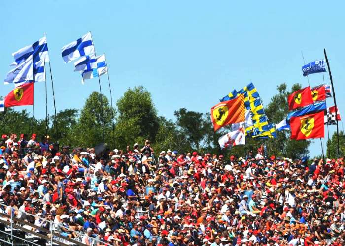 Le due Ferrari conquistano la prima fila al Gran Premio di Ungheria di Formula 1